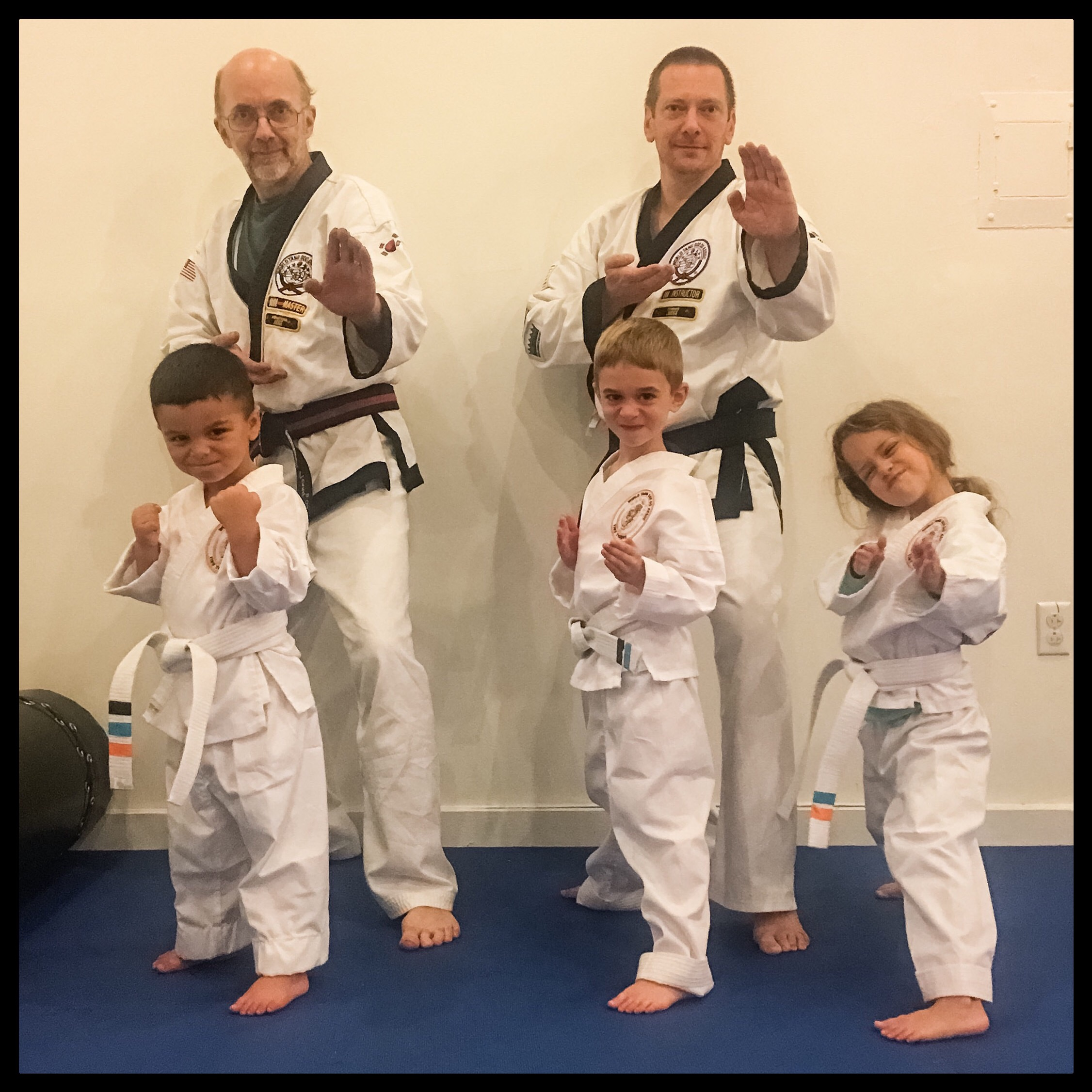 tiny tigers, tiny tigers class, toddler karate, karate, bellefonte, summers martial arts, terry summers, classes forming
