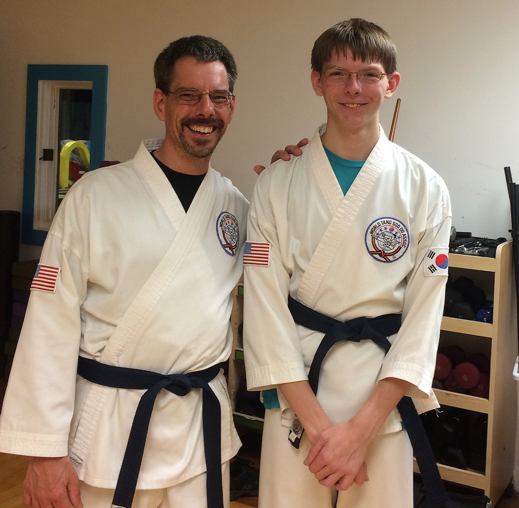 mikes testimonial, bellefonte, summers martial arts, adults class, health, confidence