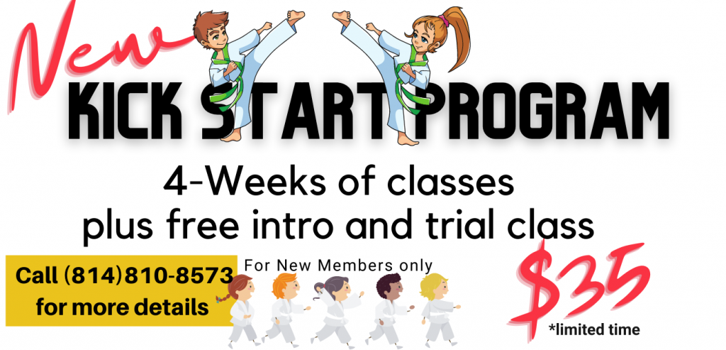 Special Pricing for new members only.  Get more info at (814)810-8573.  Limited time offer.