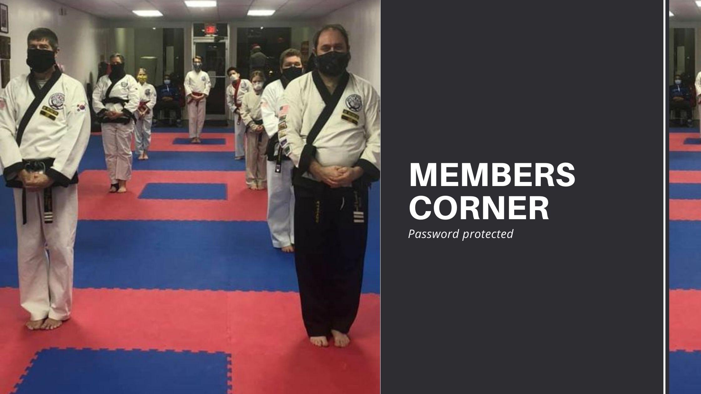 Members Corner